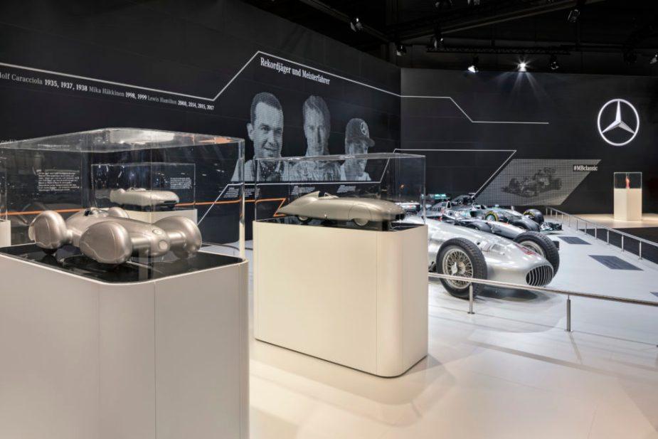 Mercedes-Benz Classic beim Goodwood Festival of Speed 2018: Silberpfeile feiern das Silver Jubilee