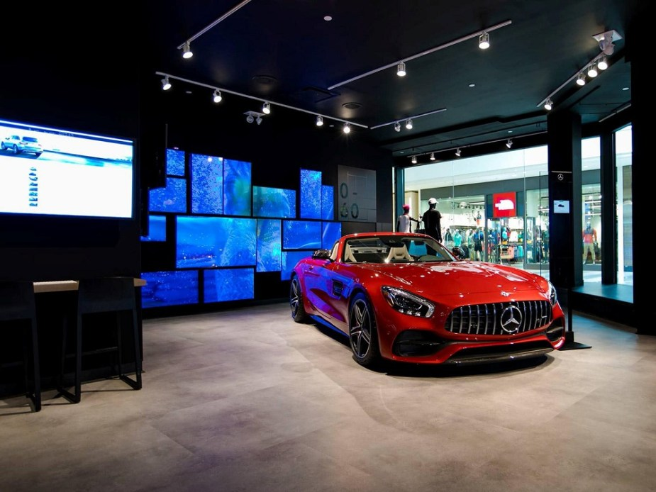 More Mercedes-Benz Popup Stores to Open This Year - MBWorld
