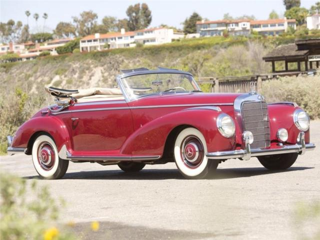 Mercedes 300S Cabriolet