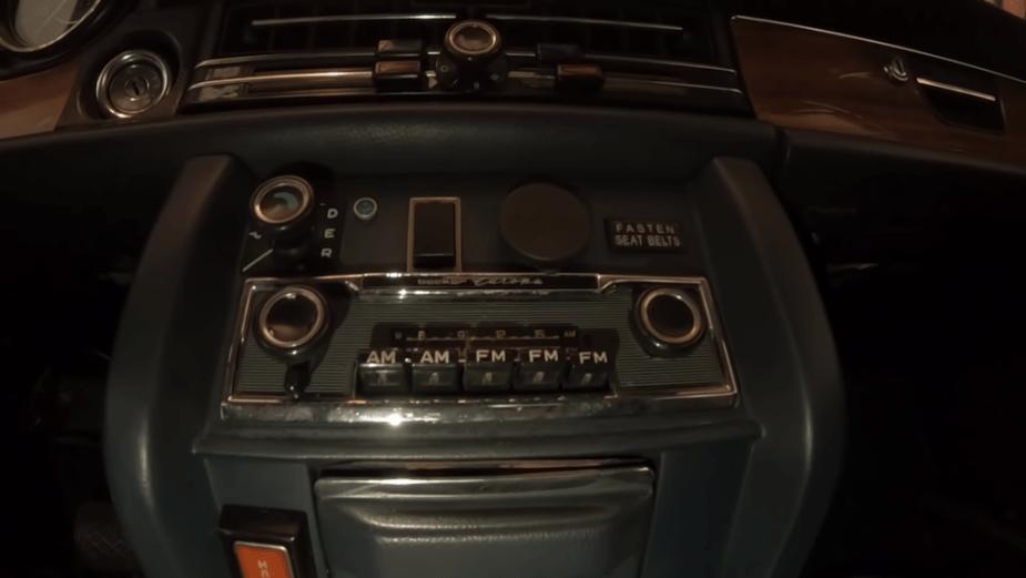 Mercedes vintage audio