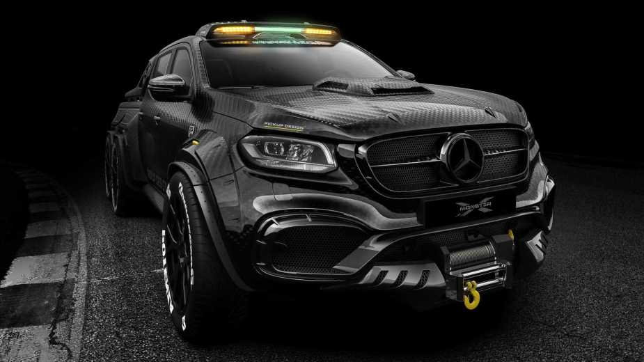 Exy Monster X Concept Mercedes X-Class
