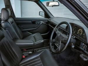 Mercedes W126 500 SEL AMG