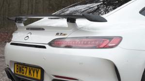 650bhp VRS Tuned AMG GT R