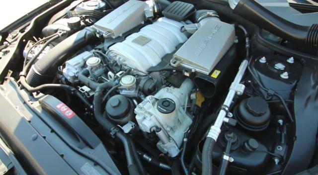 Mercedes-AMG M156 V8