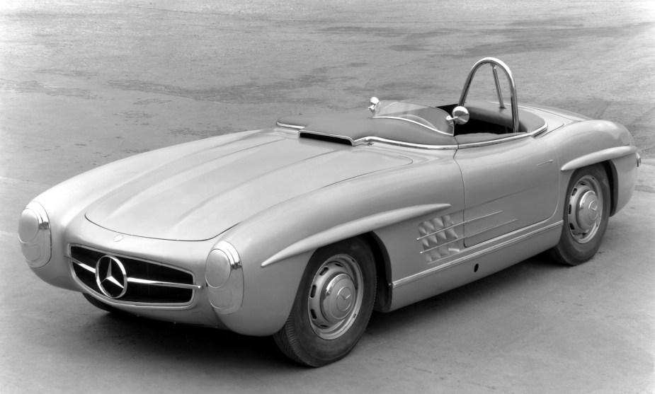 1957 Mercedes-Benz 300 SLS - Mercedes-Benz Archive