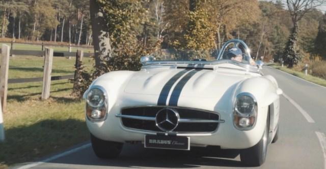 Brabus Classic 1957 300 SLS Restoration