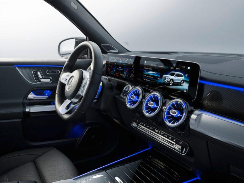 Mercedes-Benz GLB, X247, 2019