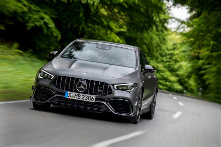 Mercedes-AMG CLA 45 S 4MATIC+ (2019)