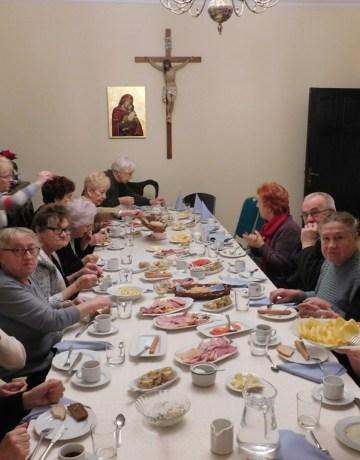 Spotkanie opłatkowe wspólnot parafialnych
