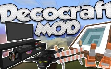 decocraft mod logo