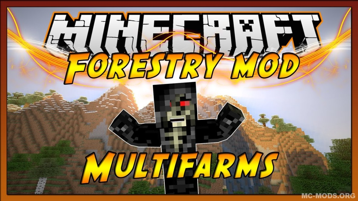 Forestry Mod 1 13/1 12 2 - MC-Mods org