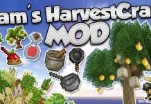 pams harvestcraft mod
