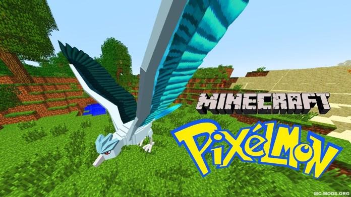 pixelmon mod minecraft