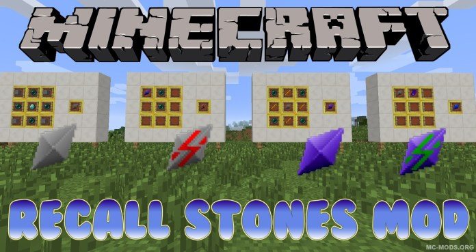 recall stones mod