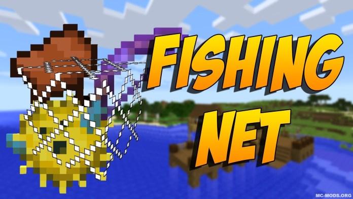 giacomos fishing net mod