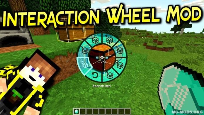 interaction wheel mod