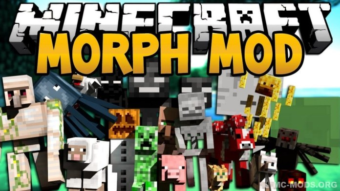 Morph Mod 1 16 5/1 16 4/1 15 2/1 14 4 MC Mods org