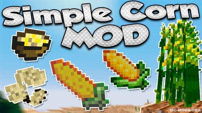 simple corn mod
