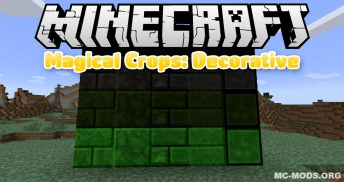 magical crops decorative mod