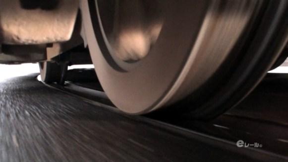 特典映像「カメラを車体に固定した車輪の動き」