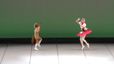 第II部「赤ずきんと狼の踊り」/「眠れる森の美女」第3幕より