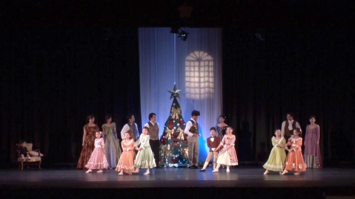 第一幕「クリスマスイブの夜」より「マーチ」