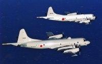 海上自衛隊 対戦哨戒機 P-3C