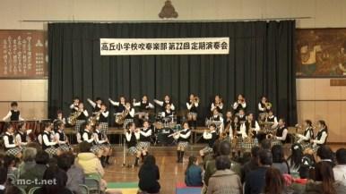 3-5_J-Best「日本を勇気づける名曲たち」/函館市立高丘小学校吹奏楽部