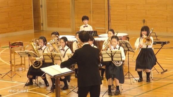 1-4_LA STORIAより抜粋/函館市立あさひ小学校スクールバンド部