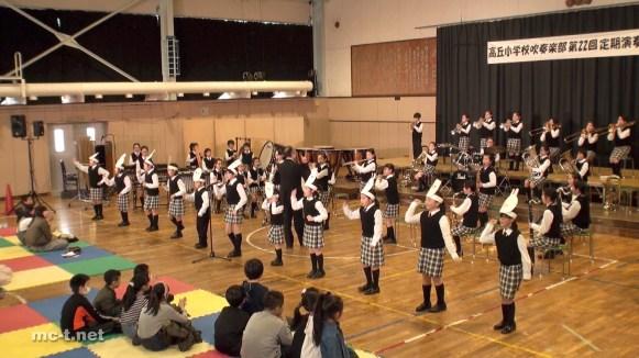 3-2_あいうえおんがく/函館市立高丘小学校吹奏楽部