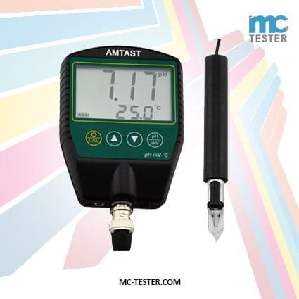 Alat Pengukur pH Daging dan Keju seri AMT16M