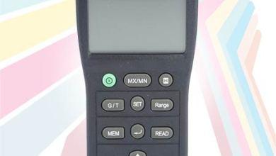 Alat Pengukur Radiasi Elektromagnetik seri TES-1393/1394 USB Port