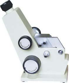 Alat Pengukur Zat Terlarut Profesional Abbe Refractometer 2WAJ