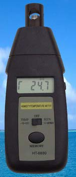 Digital Humidity Meter HT-6830
