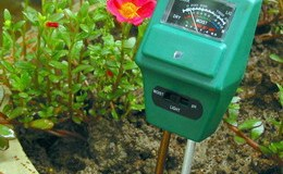 Alat Pengukur pH, Kelembaban, Tanah dan Cahaya ETP-306Alat Pengukur pH, Kelembaban, Tanah dan Cahaya ETP-306