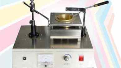 Alat Uji titik Api- Flash Point Tester SYD3536
