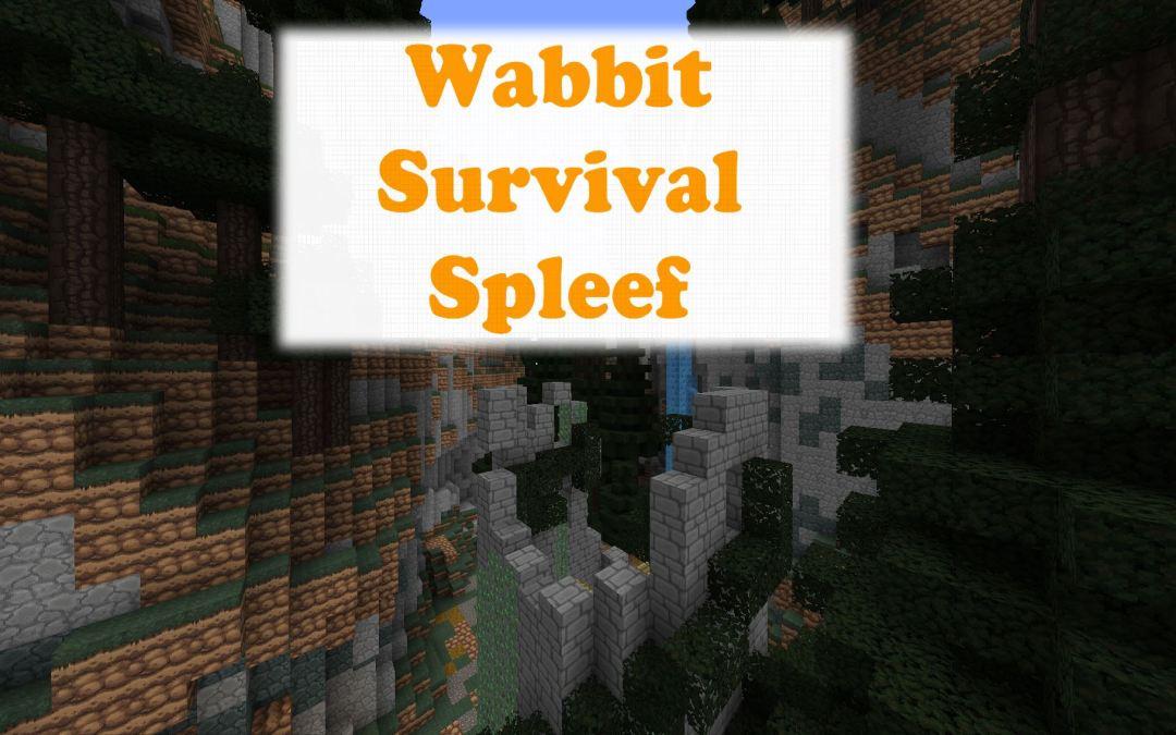 Announcing: Wabbit Spleef!