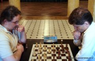 2010-06-02 žaibo turnyras: Antanas Klimkevičius; Vygantas Gasiūnas