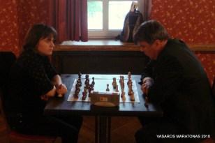 2010-06-02 žaibo turnyras: S.Zaksaitė;G.Sevrukas