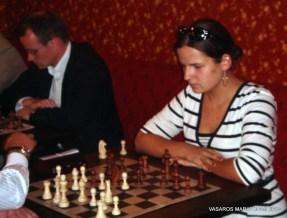 2010-06-09 žaibo turnyras: Dominyka Batkovskytė