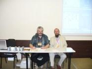 Vyr. teisėjas FA Arvydas Baltrūnas ir teisėjas Darius Matonis