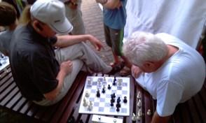 žaibo šachmatų turnyras; Druskininkai, 2013-08-09