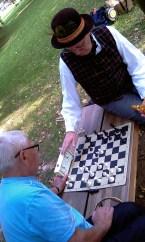žaibo šachmatų atviri lauko turnyrai Druskininkuose, 2013 metų rugpjūčio 10 d.
