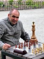 Gintas Zybartas; žaibo šachmatai; Bernardinų sodas