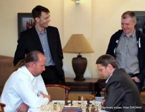 Darius Matonis vs Andrius Mulevičius; Vilniaus šachmatų klubas