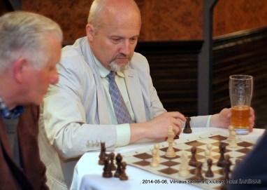 Gintaras Songaila; Vilniaus šachmatų klubas