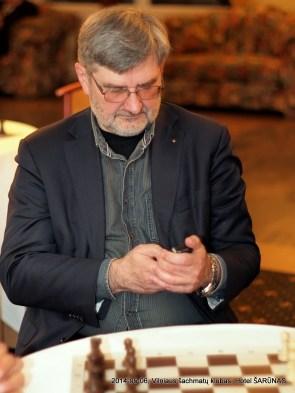Gintautas Babravičius; Vilniaus šachmatų klubas