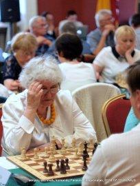 Marija Kartanaitė ; senjorų šachmatų komandų Pasaulio čempionatas