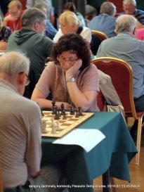 Salvinija Gabrilavičienė ; senjorų šachmatų komandų Pasaulio čempionatas