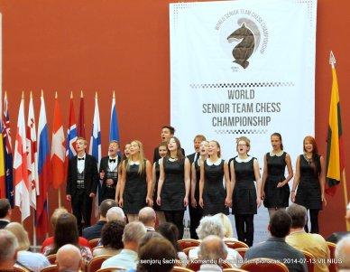 senjorų šachmatų komandų Pasaulio čempionatas